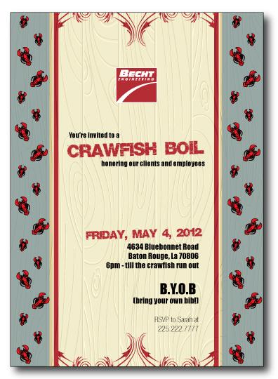 Crawfish Boil Front